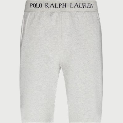 Logo Sweatshorts Regular | Logo Sweatshorts | Grey