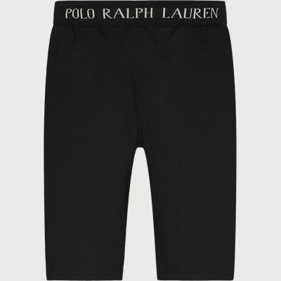 Logo Sweatshorts Regular | Logo Sweatshorts | Sort