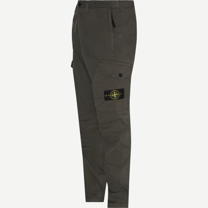 Cargo Pant - Bukser - Regular - Army