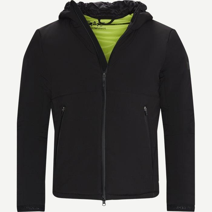 PN9CZ Logo Jacket - Jackets - Regular - Black