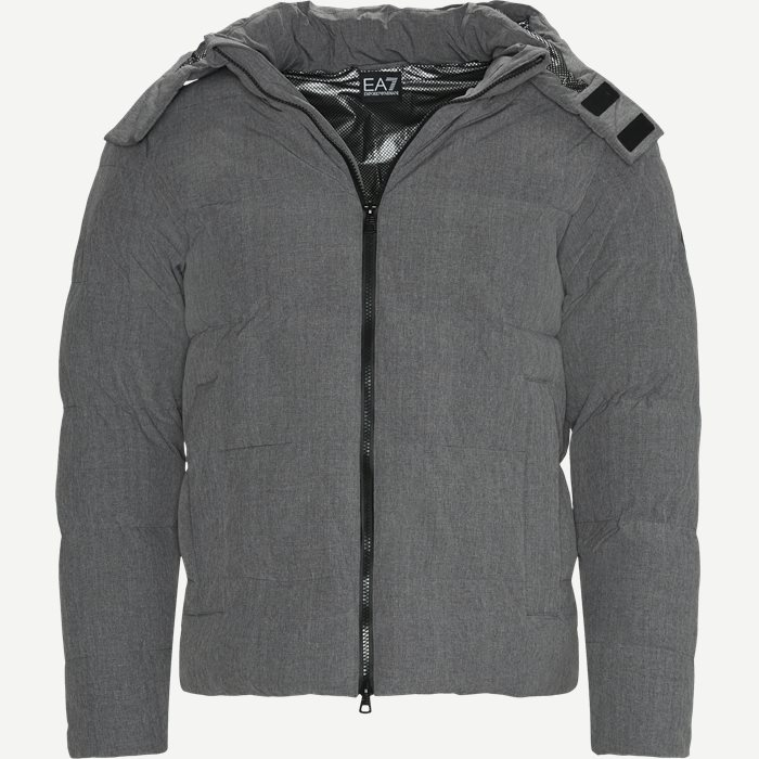 PN1BZ Jacket - Jakker - Regular - Grå