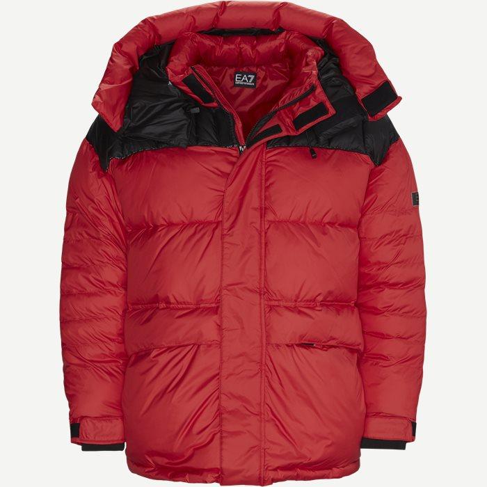 Jacken - Regular - Rot