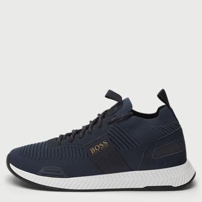 Titanium_Run_KNST Sneaker Titanium_Run_KNST Sneaker | Blå