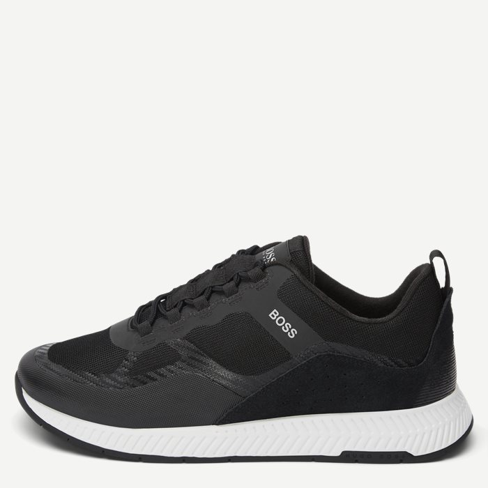 Titanium_Runn_MEMX Sneaker - Shoes - Black