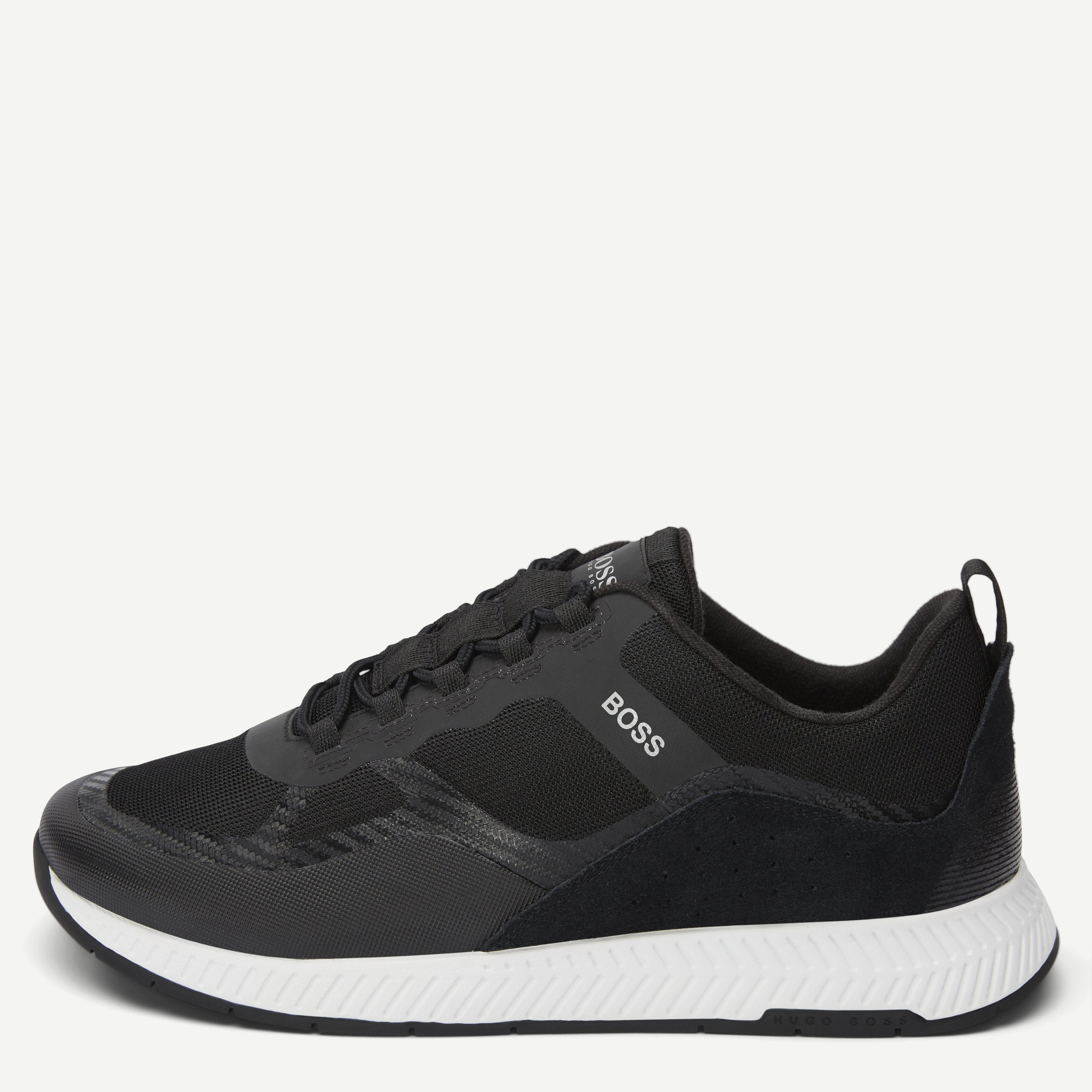 Titanium_Runn_MEMX Sneaker - Shoes - Black
