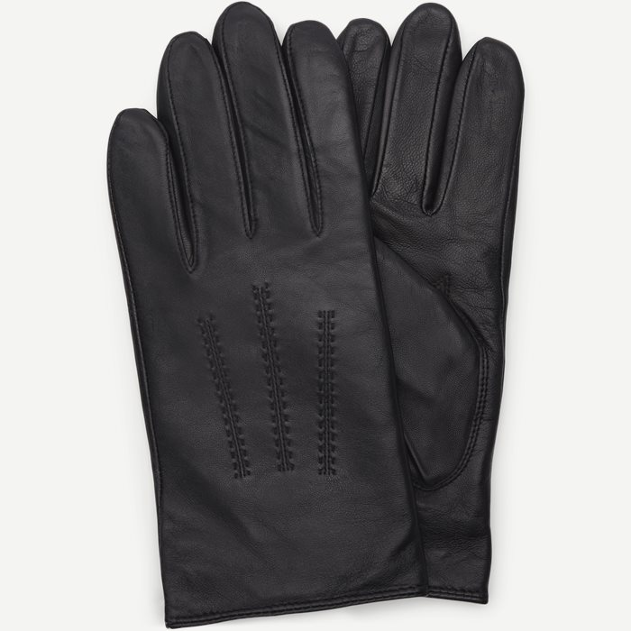 Hainz Gloves - Handsker - Sort