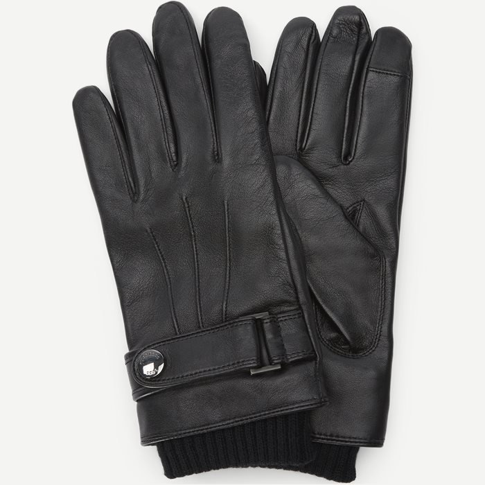 Hakani-TT Gloves - Handsker - Sort