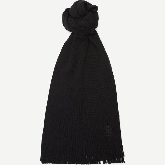 Albas-M Halstørklæder - Tørklæder - Sort