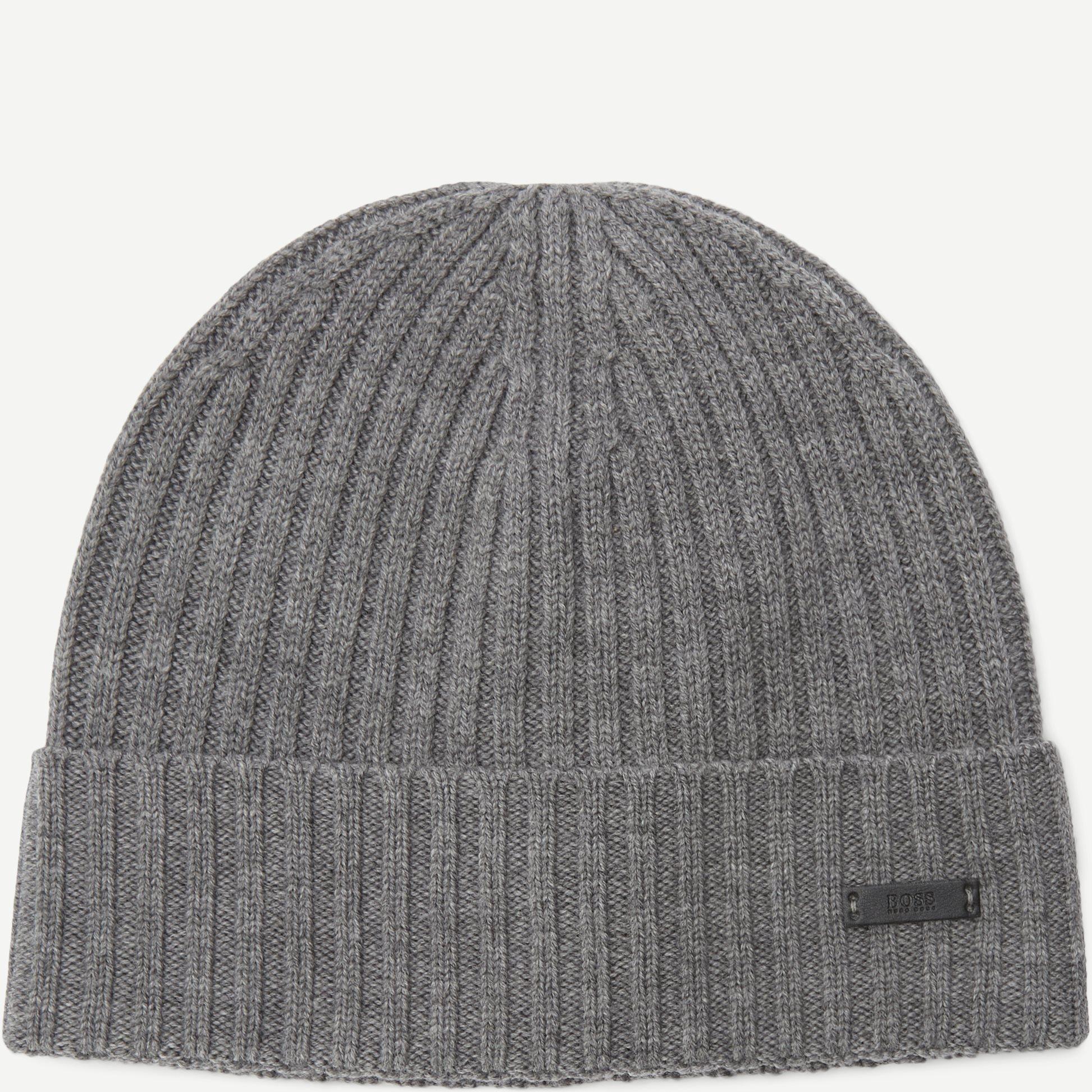 Fati Cap - Caps - Grå
