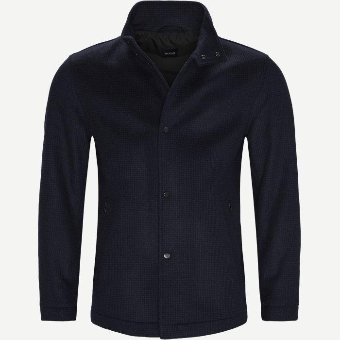 Camron3 Jacket - Jakker - Regular - Blå
