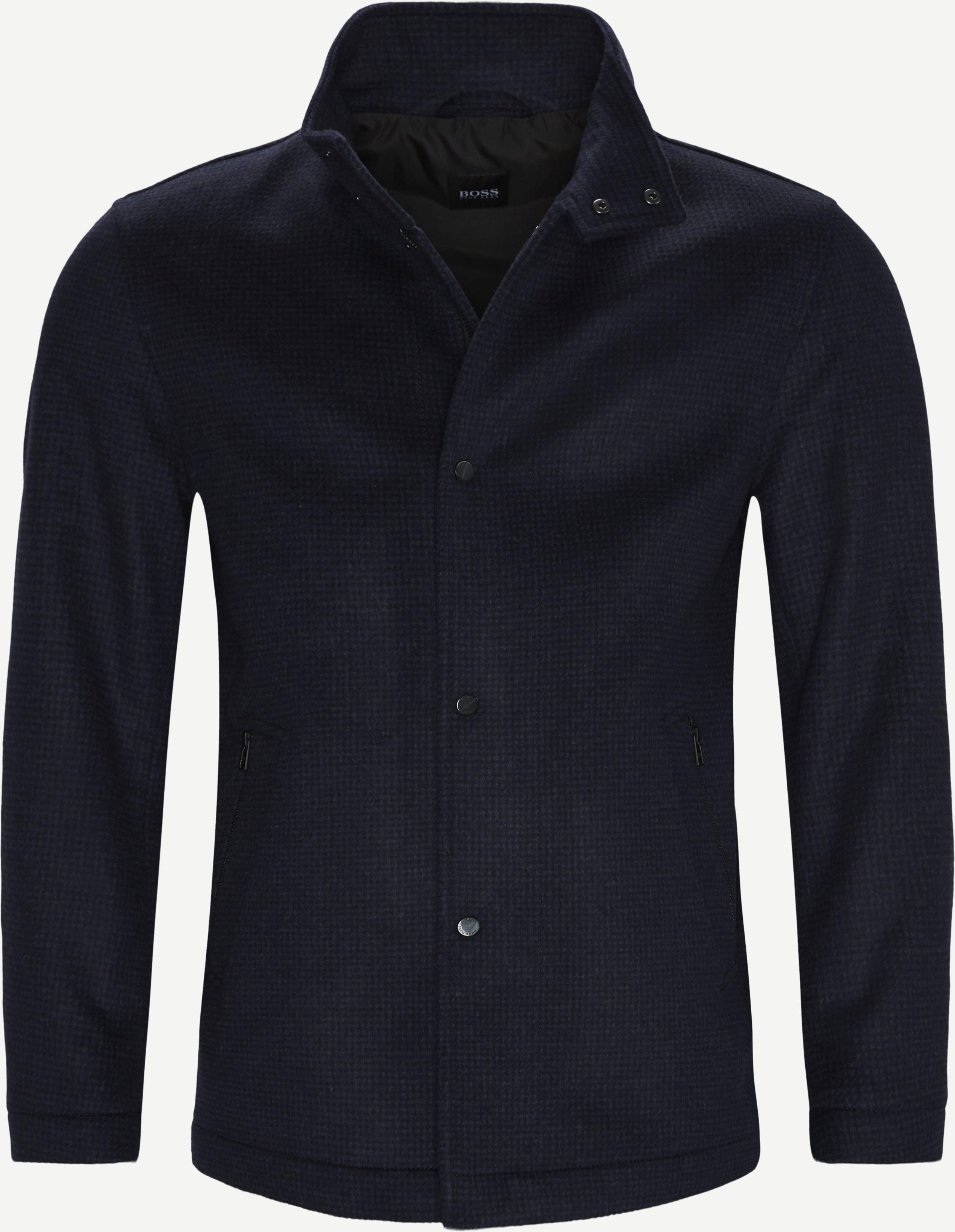 Camron3 Jacket - Jackets - Regular - Blue