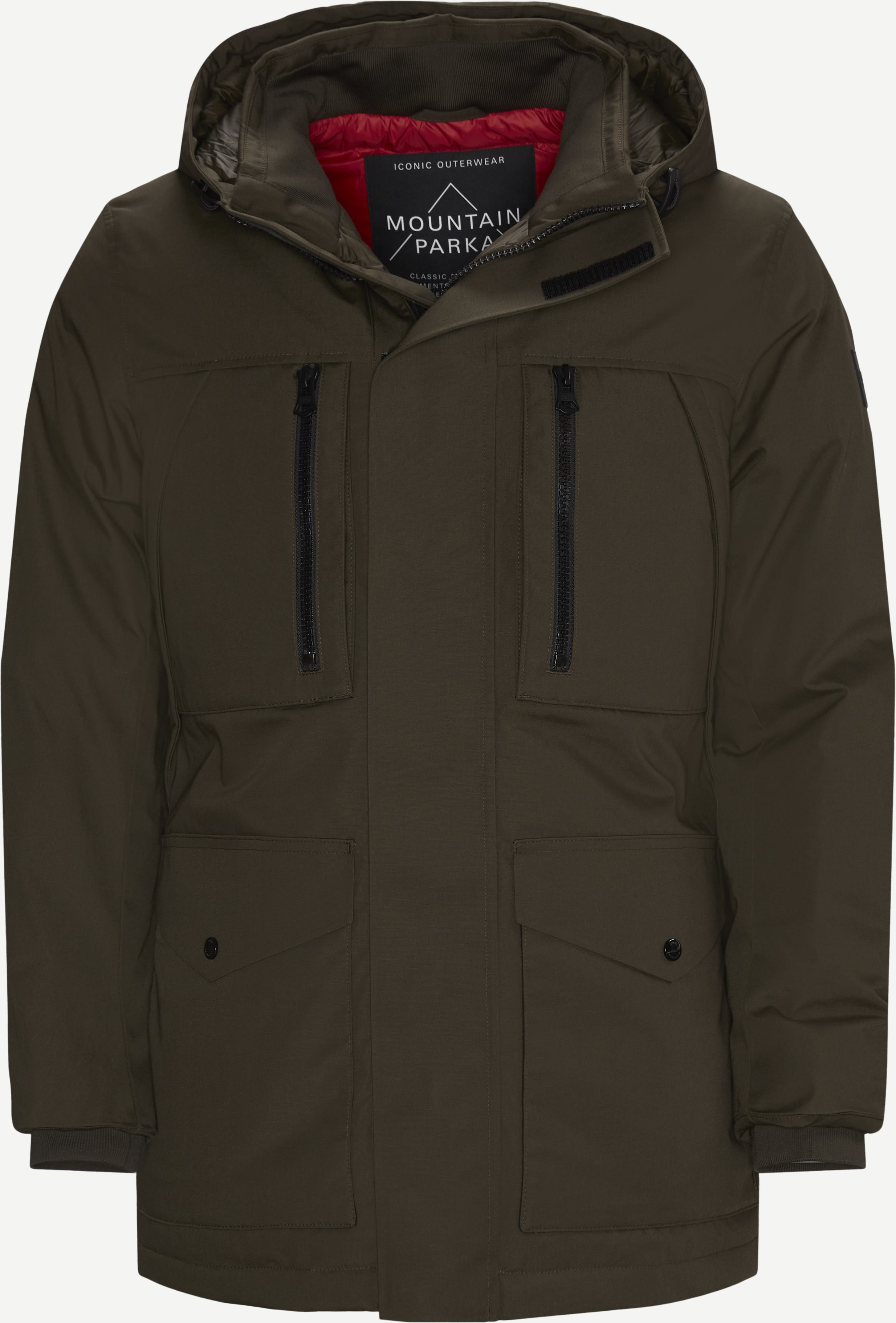 Donatis Jacket - Jackets - Regular - Army