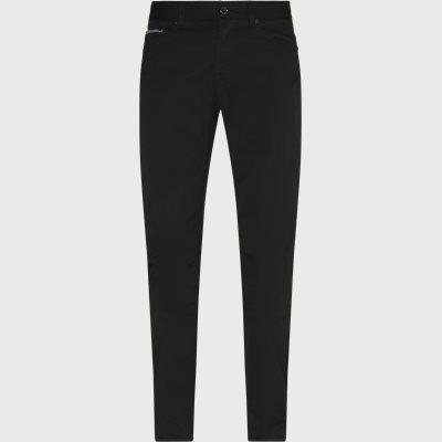 Maine3-20+ jeans Regular | Maine3-20+ jeans | Svart