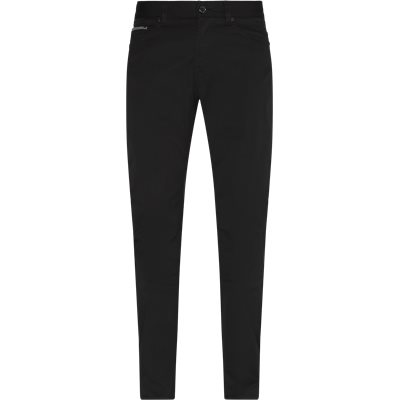 Maine3-20+ jeans Regular fit | Maine3-20+ jeans | Svart