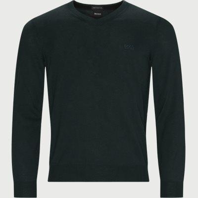 Regular | Knitwear | Green