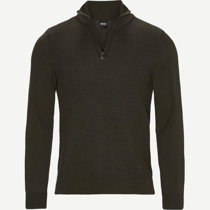 Knitwear - Regular - Army