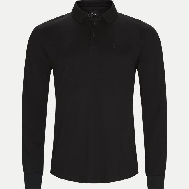 Pado 11 Langærmet Polo T-shirt