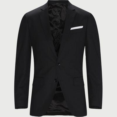 Hutsons4_BC Blazers Slim | Hutsons4_BC Blazers | Black