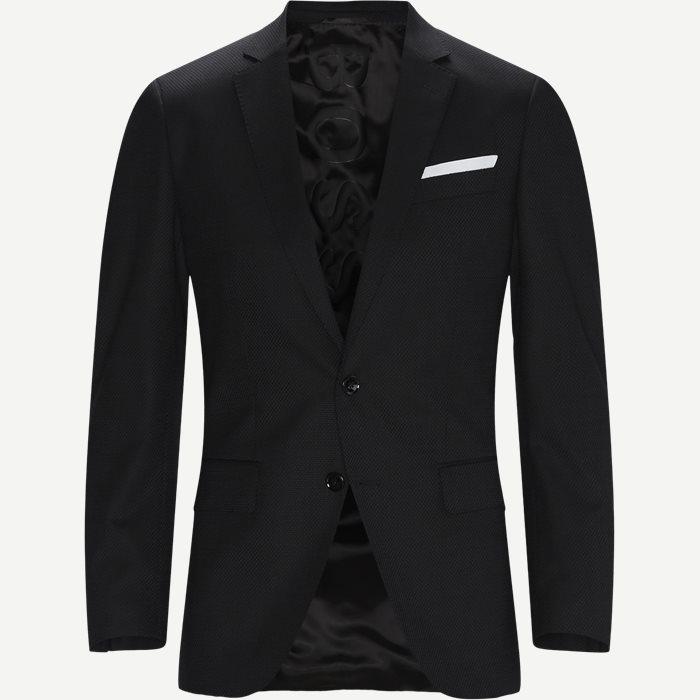 Hutsons4_BC Blazers - Blazers - Slim - Black