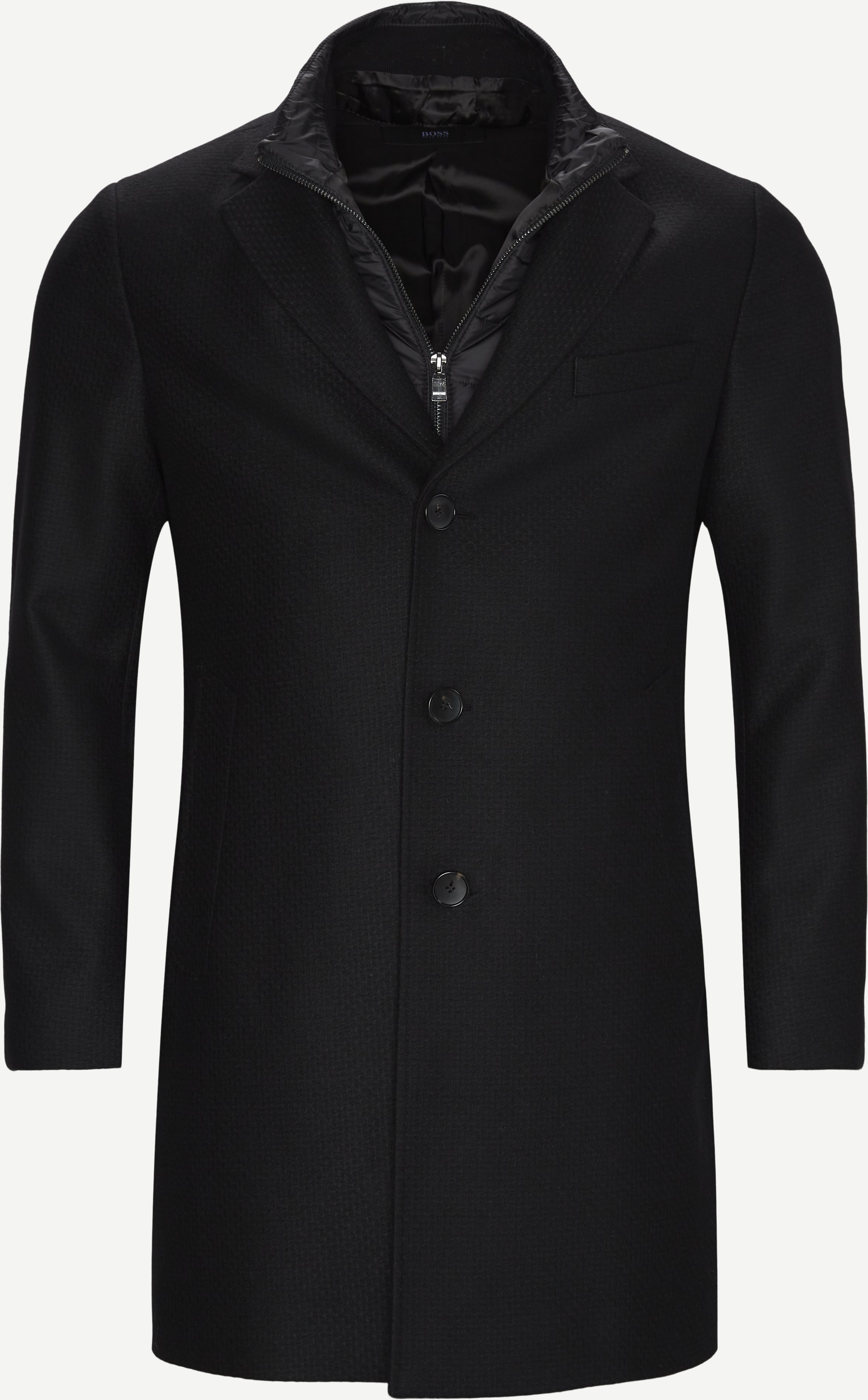 Nadim4 Jacket - Jackor - Slim - Svart