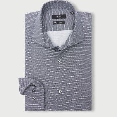 Jason Shirt Slim fit | Jason Shirt | Blå