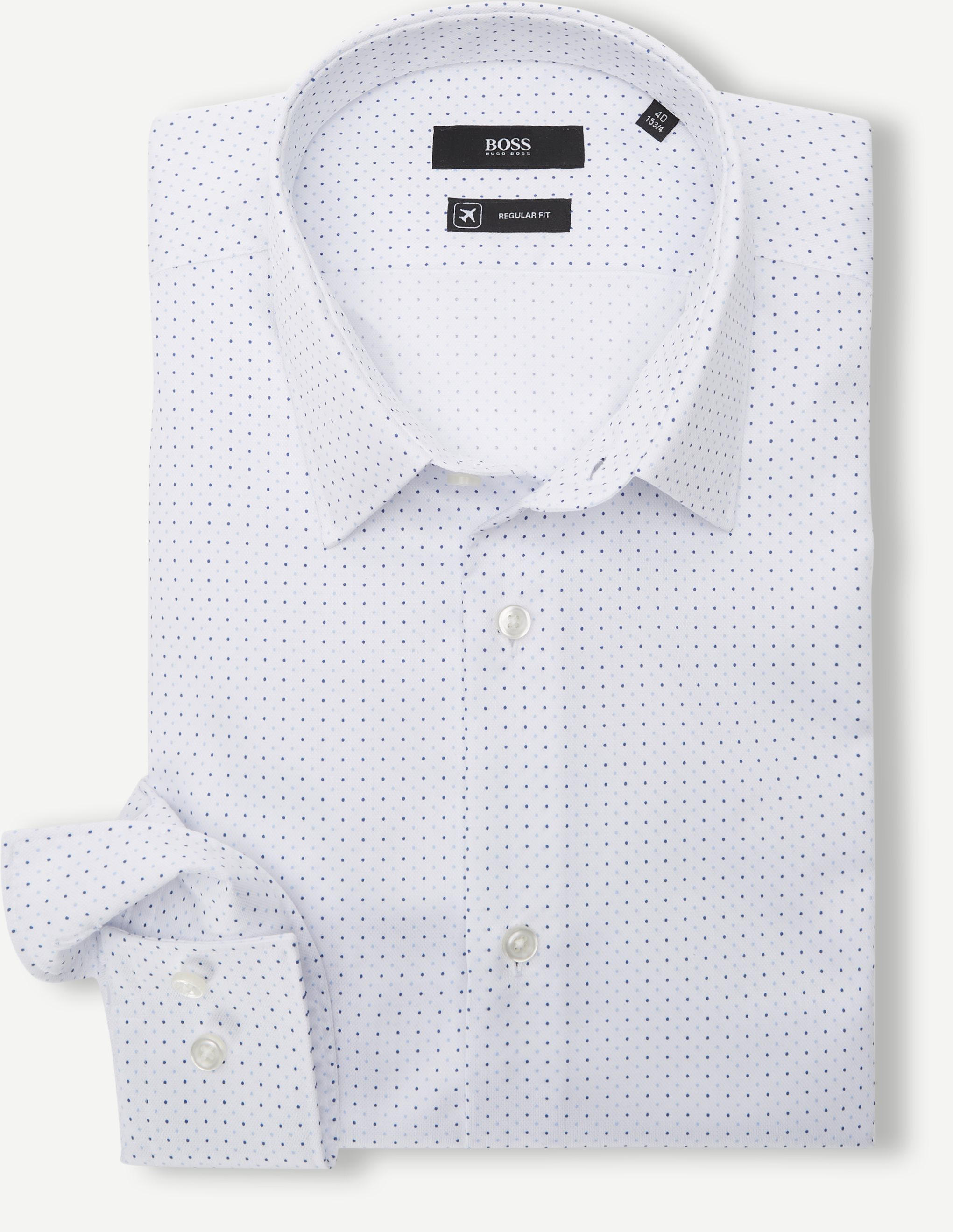 Isko/Eliot Shirt - Skjorter - Hvid