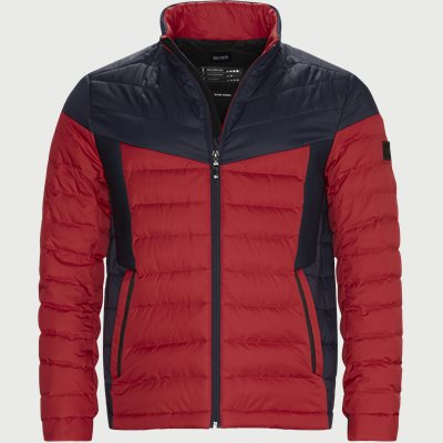 J_Vail Jacket Regular | J_Vail Jacket | Rød
