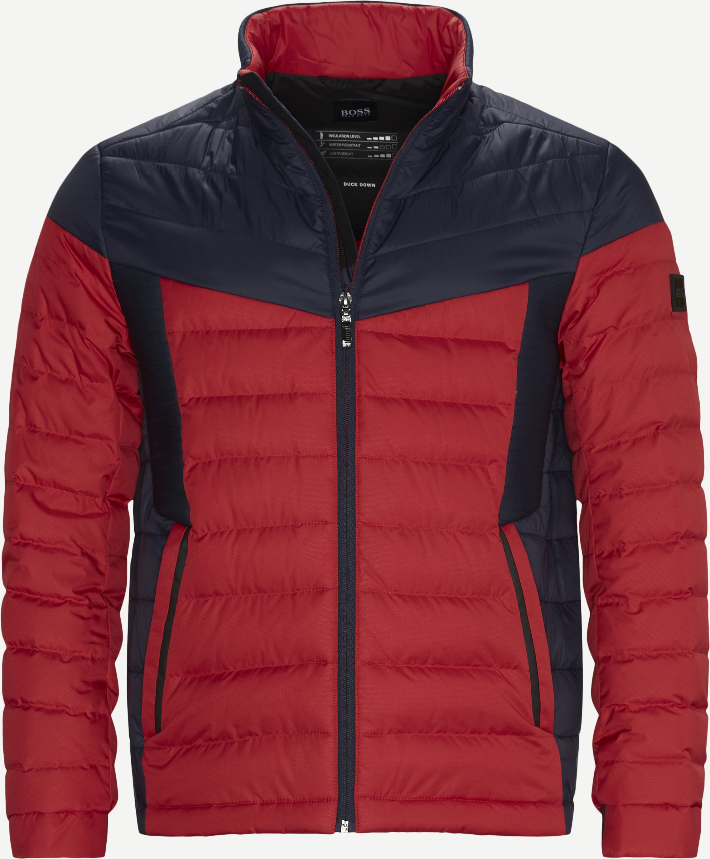 J_Vail Jacket - Jackets - Regular - Red
