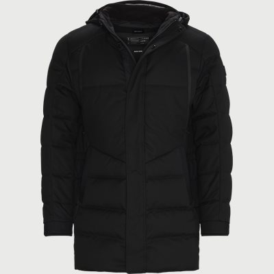 J_Alps Jacket Regular | J_Alps Jacket | Svart