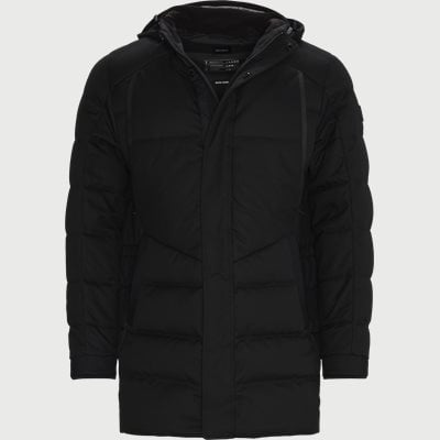 J_Alps Jacket Regular | J_Alps Jacket | Sort