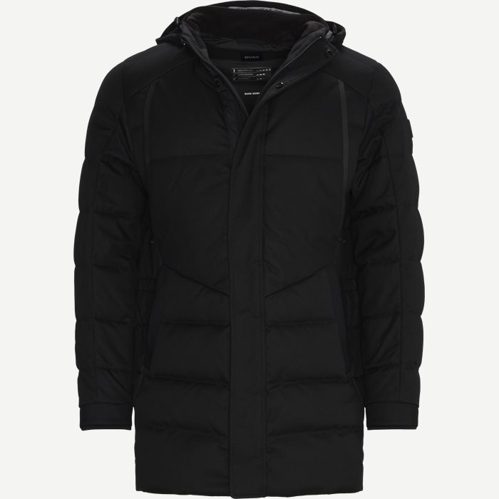 J_Alps Jacket - Jackor - Regular - Svart