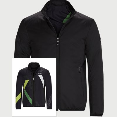 J_Arcs Jacket Regular | J_Arcs Jacket | Svart