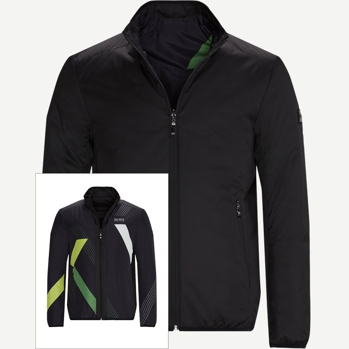 J_Arcs Jacket - Jackor - Regular - Svart