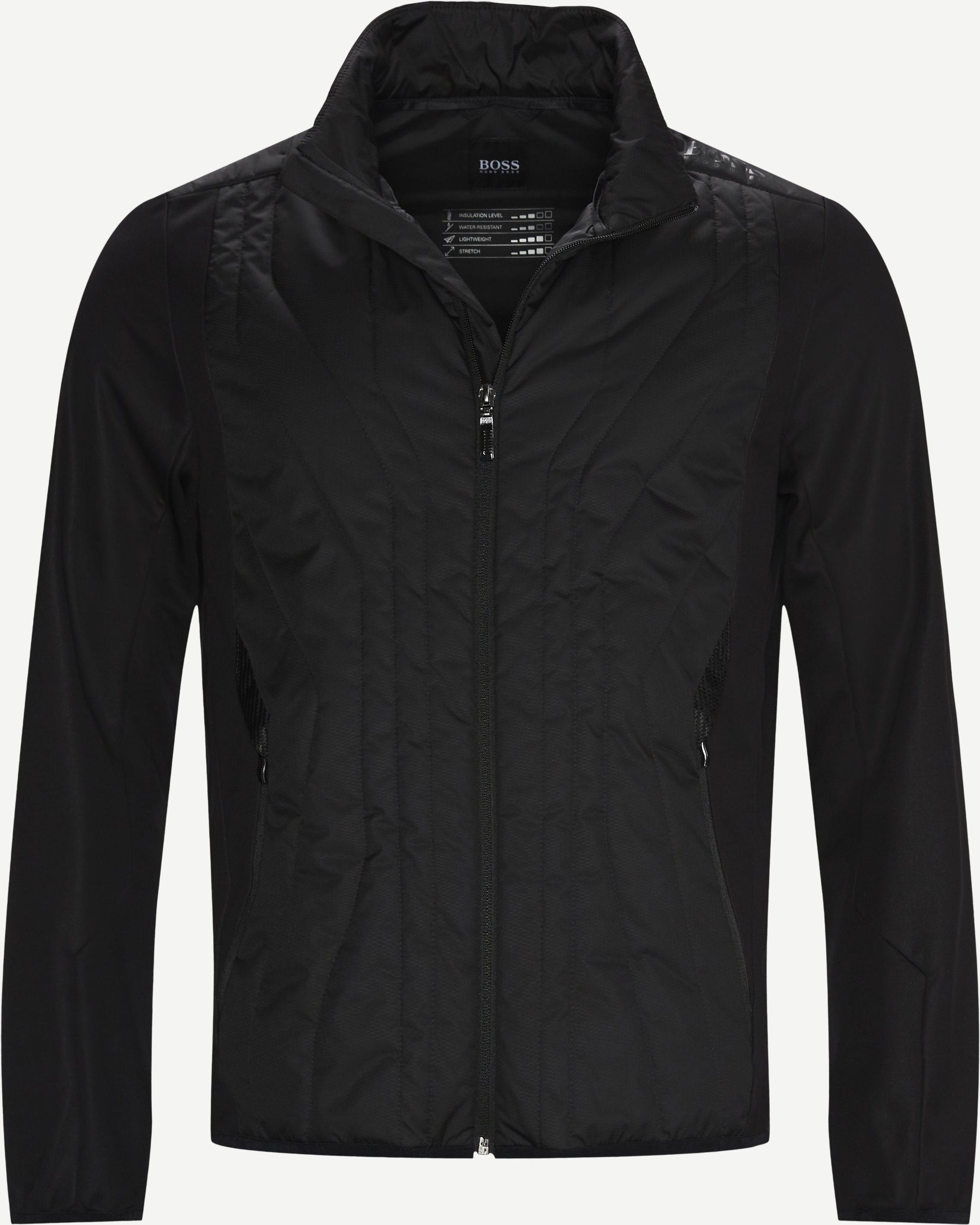 Sweatshirts - Regular - Black