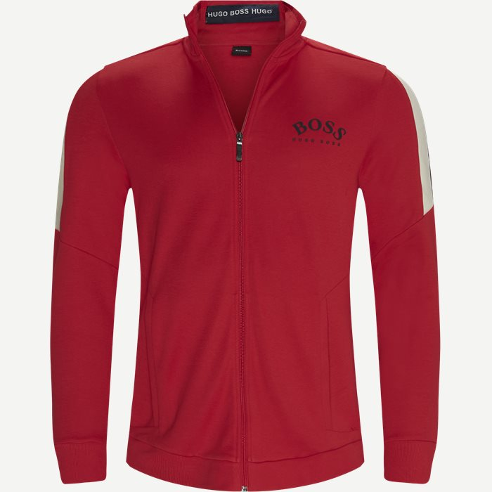 Sweatshirts - Regular - Red