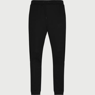 Hadiko Sweatpant Regular | Hadiko Sweatpant | Sort