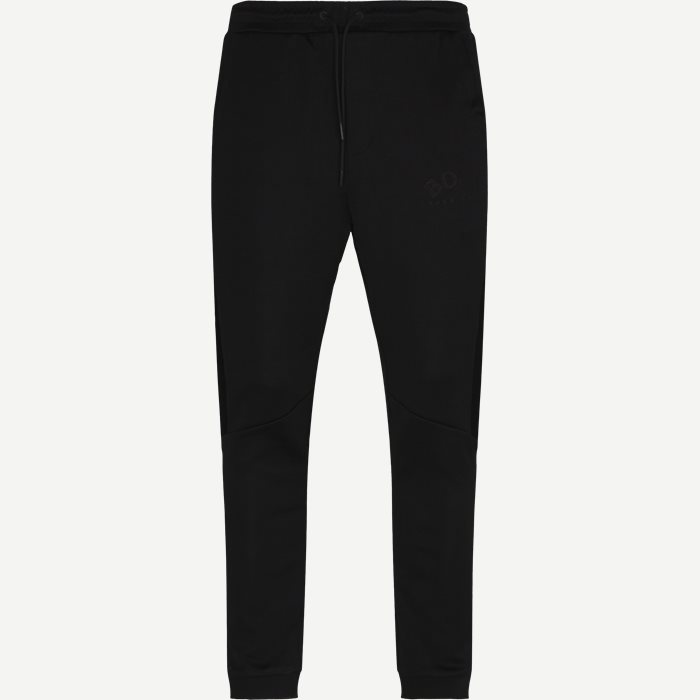 Hadiko Sweatpant - Bukser - Regular - Sort