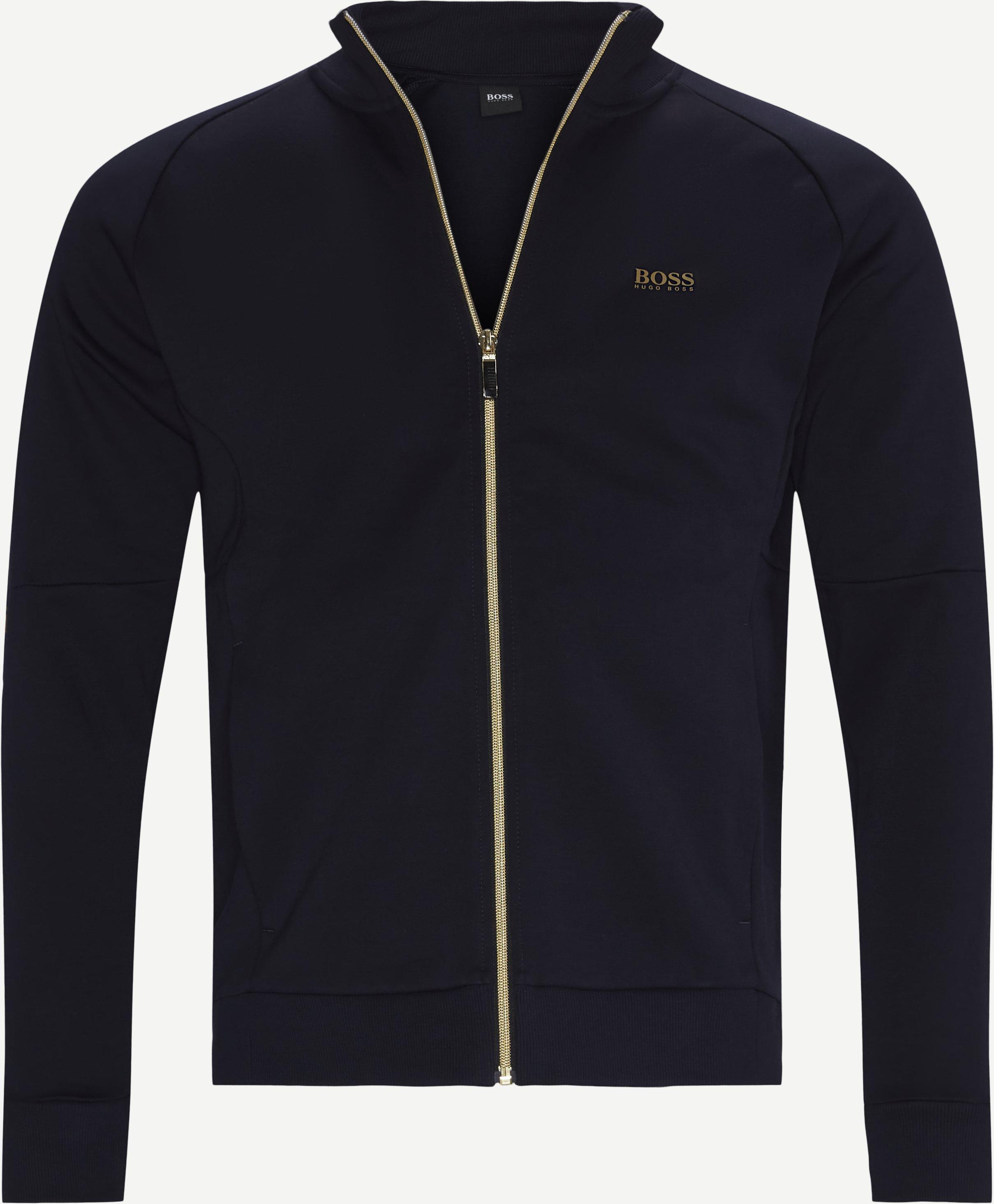 Skaz1 Sweatshirt - Sweatshirts - Regular - Blå