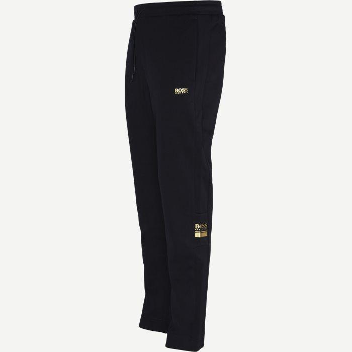 Halko Sweatpant - Bukser - Regular - Blå