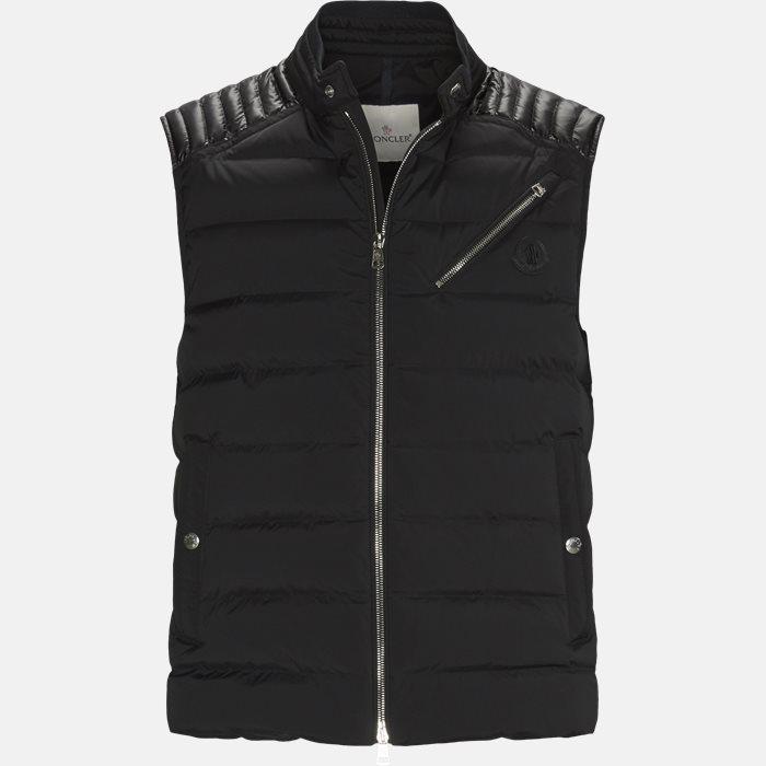 Vests - Regular fit - Black
