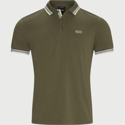 Paddy Polo T-shirt Regular | Paddy Polo T-shirt | Army