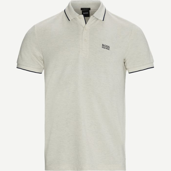 Paddy Polo T-shirt - T-shirts - Regular - Sand