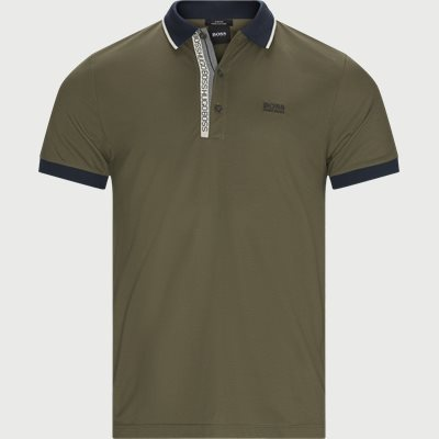 Slim fit | T-shirts | Army