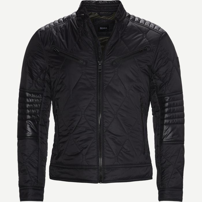 Othirsty Jacket - Jackor - Regular - Svart