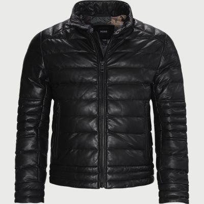 Jerah Jacket Regular | Jerah Jacket | Sort