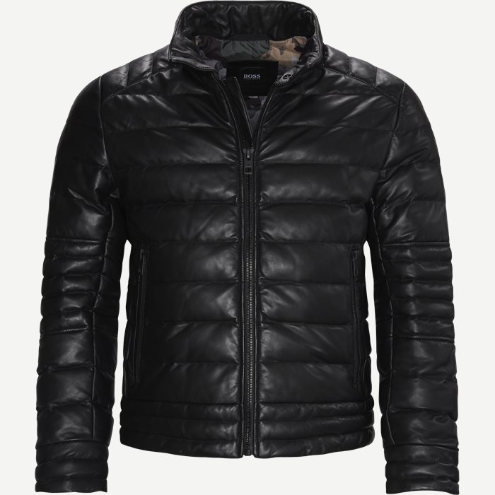Jerah Jacket - Jackets - Regular - Black