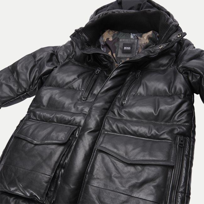 Jacker Leather Jacket