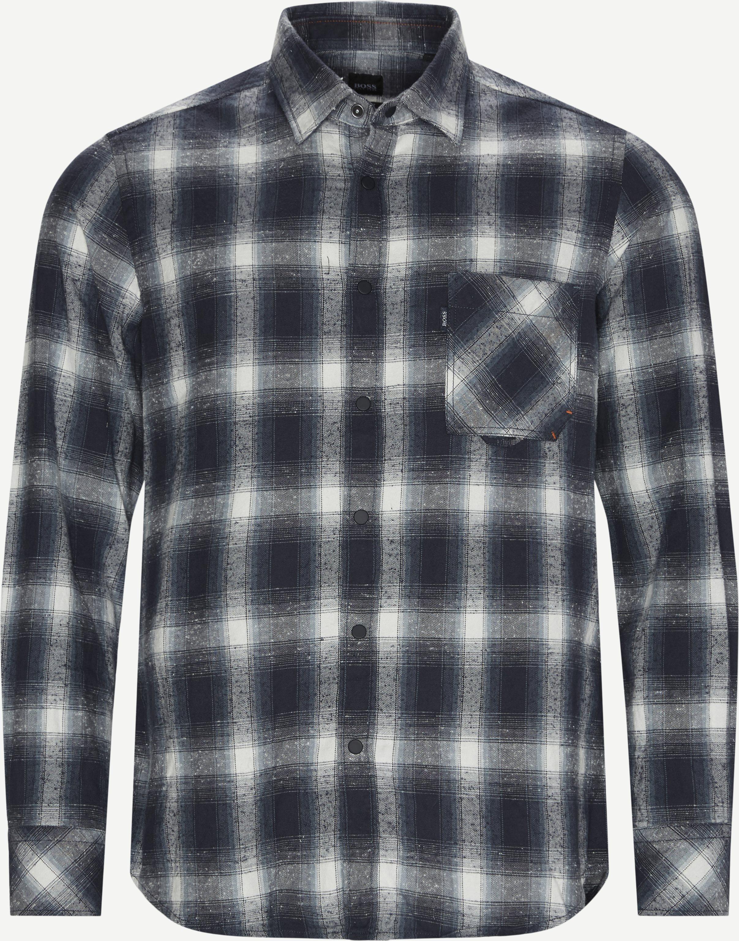 Rioh Skjorte - Skjortor - Regular - Blå