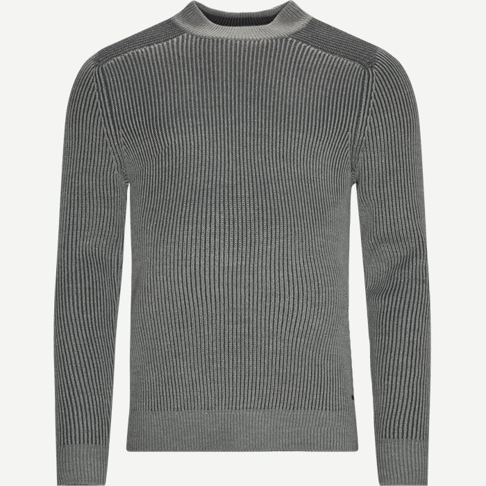 Kalipa Knit - Strik - Regular - Grå