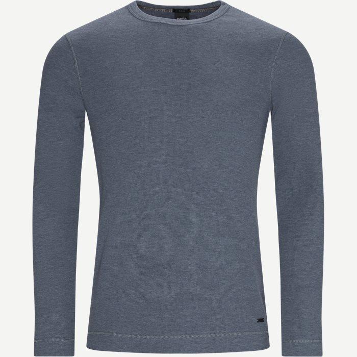 T-Shirts - Slim - Jeans-Blau